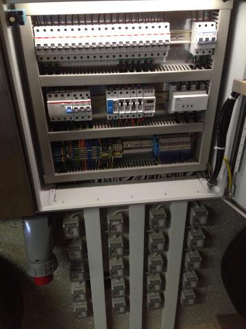 Stromverteilung 2